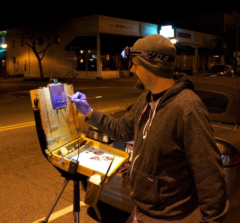 Doug Painting at the NARO.jpg