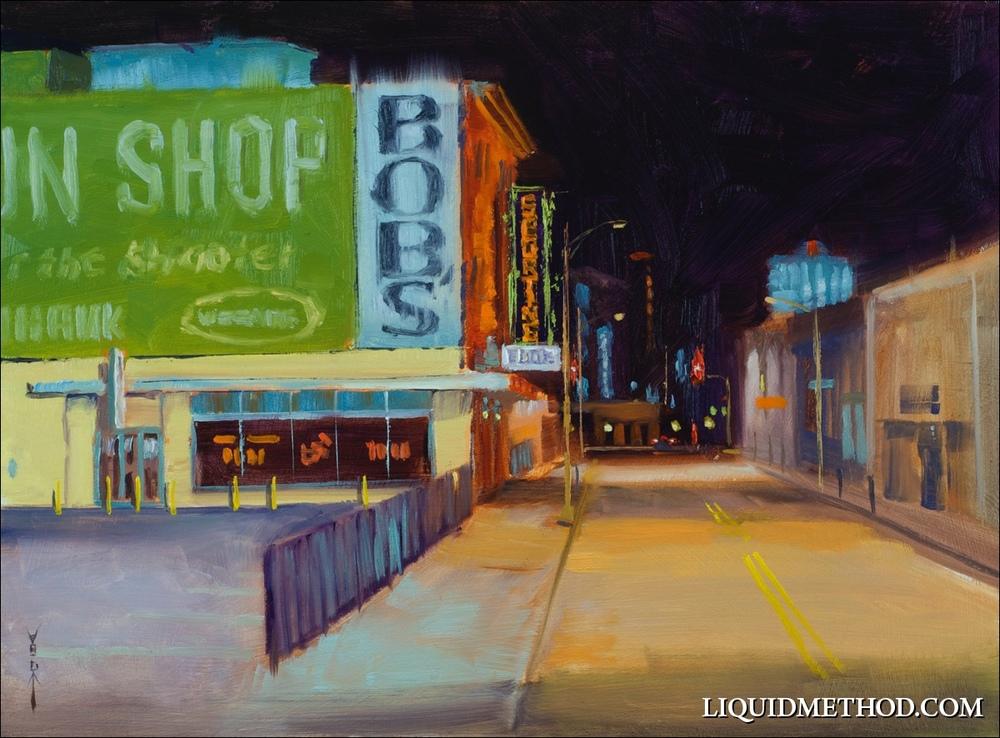 Bob's Gun Shop III