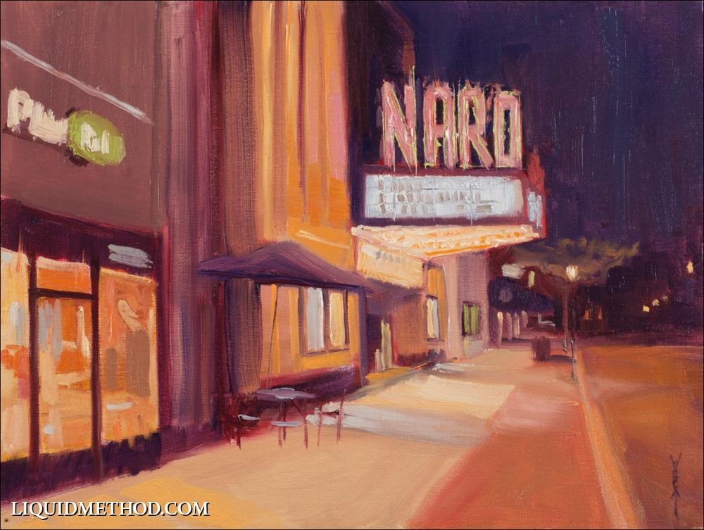 Tuesday Night NARO