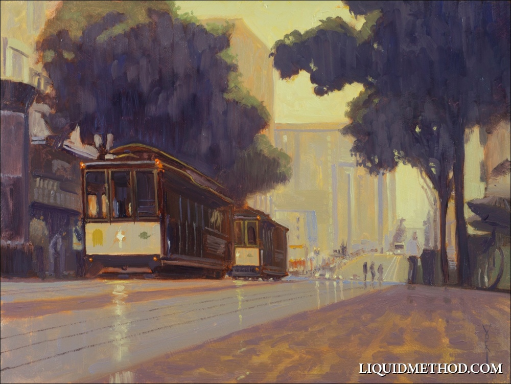 Afternoon Trolley