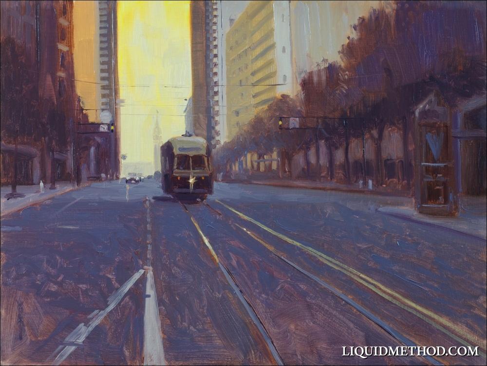 Market St. Trolley