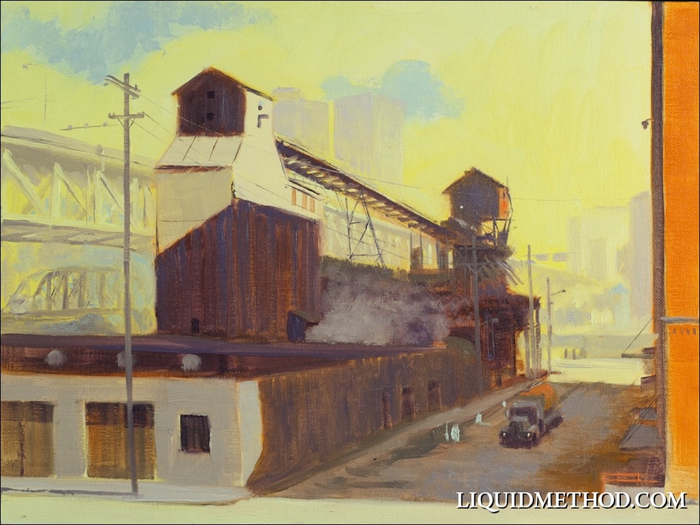 Southside Cement Factory