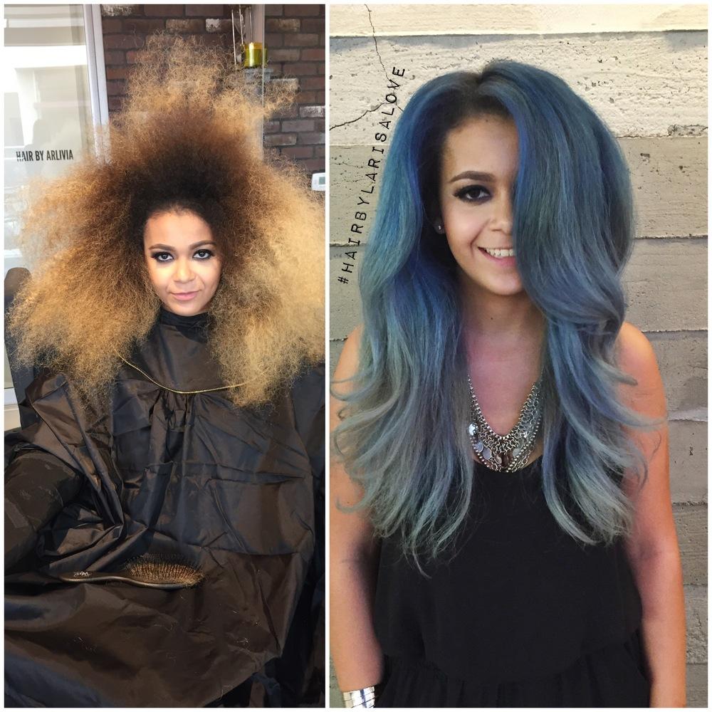 #HairByLarisaLove