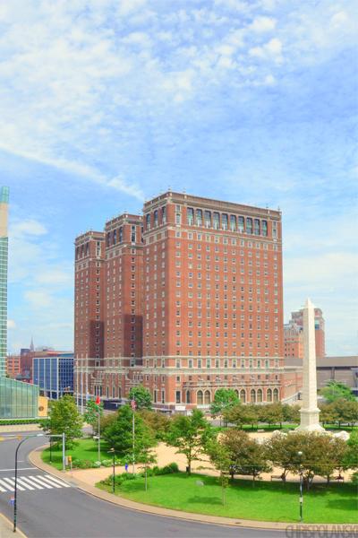 Statler City; Buffalo, NY