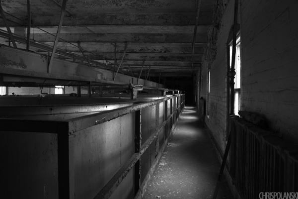 Perot Malting Elevator Interior; Silo City; Buffalo, NY