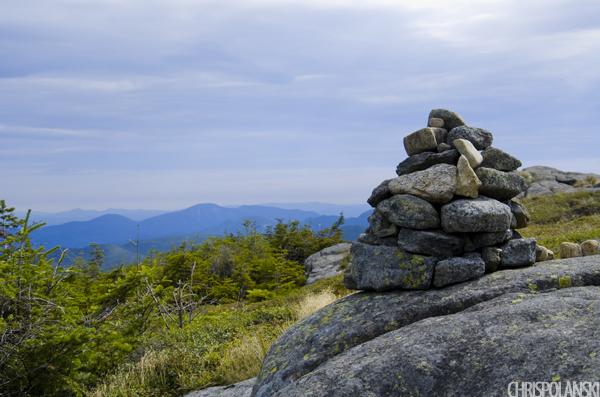 Algonquin Peak Cairn