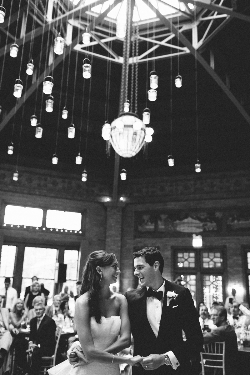 Cafe Brauer Chicago Wedding Photos