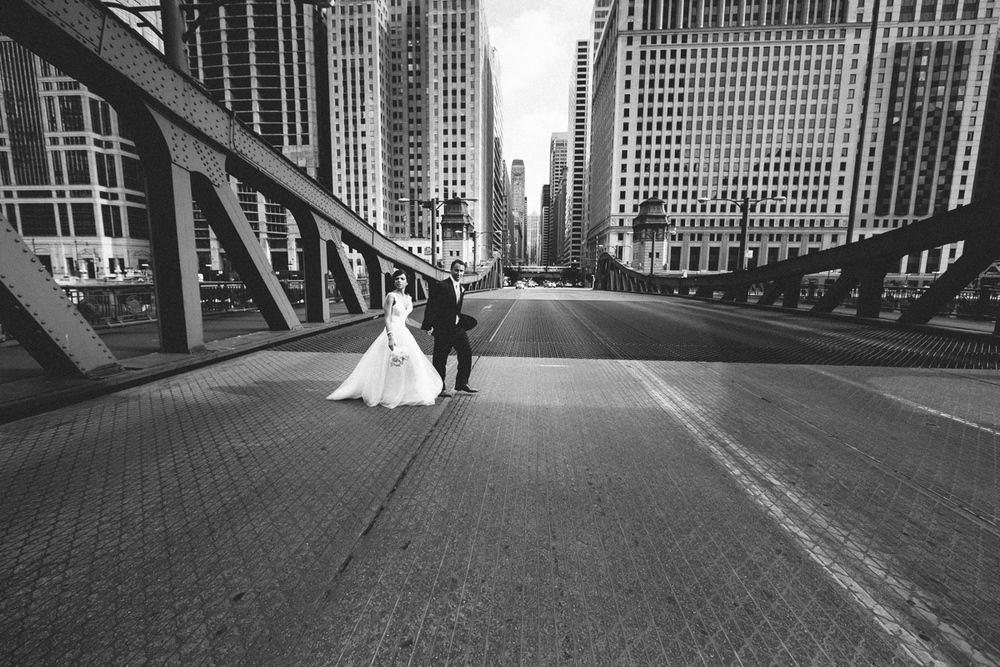 Union Station Chicago Wedding Photos