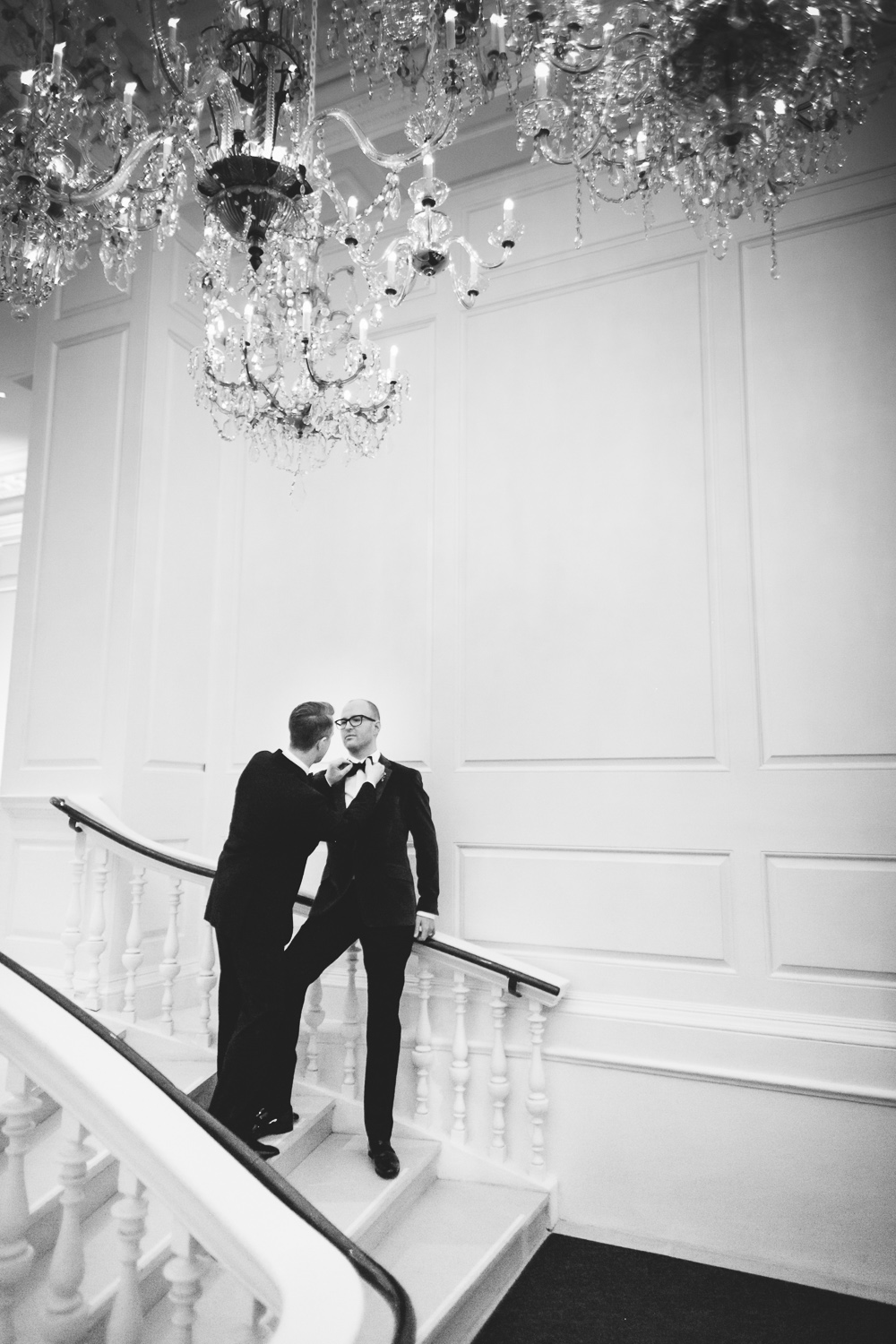 Public Hotel Chicago Wedding Photos