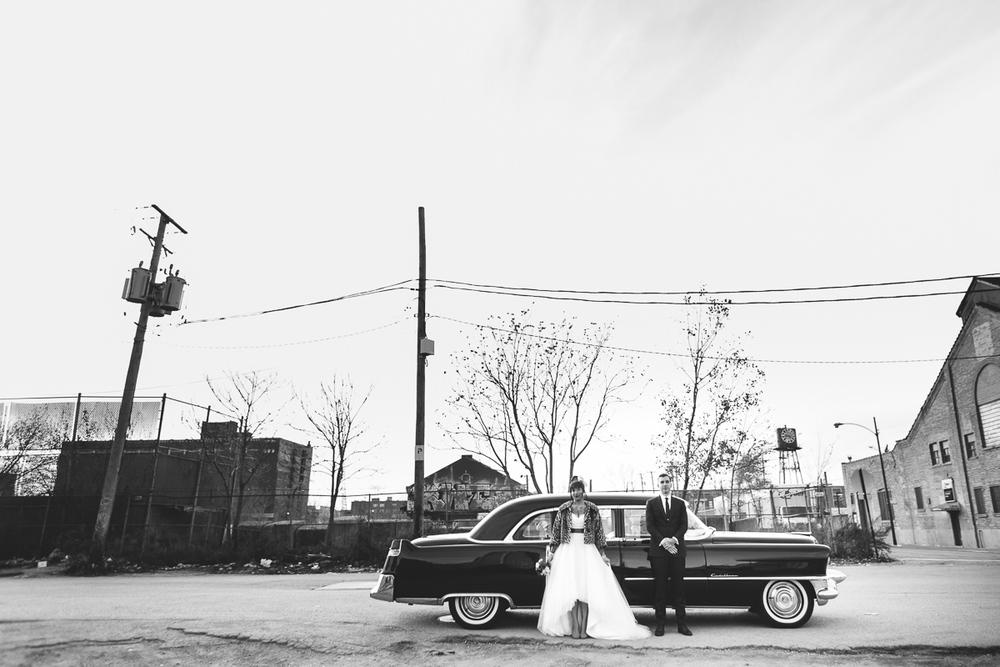 Salvage One Chicago Wedding PhotosSalvage One Chicago Wedding Photos
