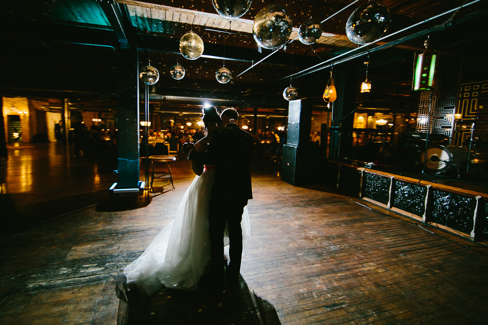 Salvage One Chicago Wedding Photos