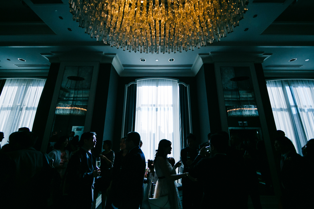 Waldorf Astoria Chicago Wedding Photos