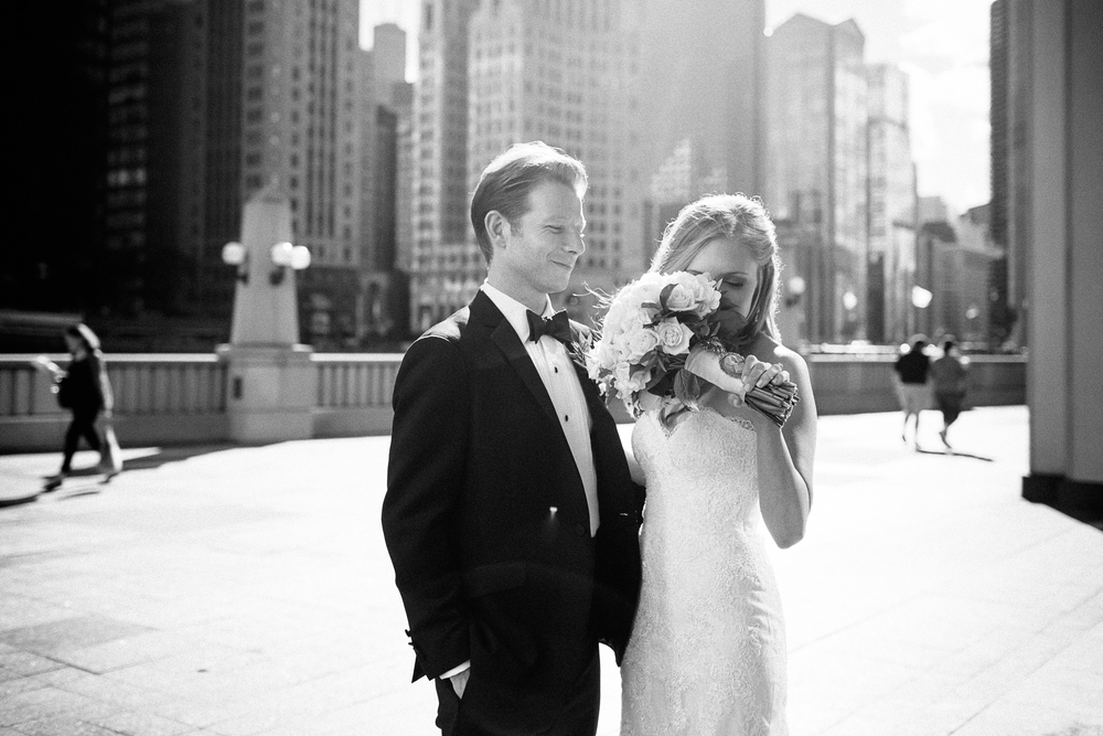 Violet Hour Chicago Wedding Photos