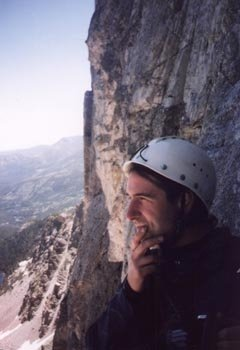 Musing on my own Embodiment high on Hallet Peak, RMNP, CO