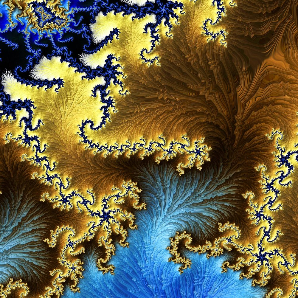 Fractal 4 - Flows
