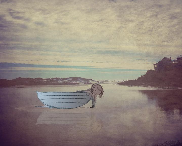 Blue Mountain Boat