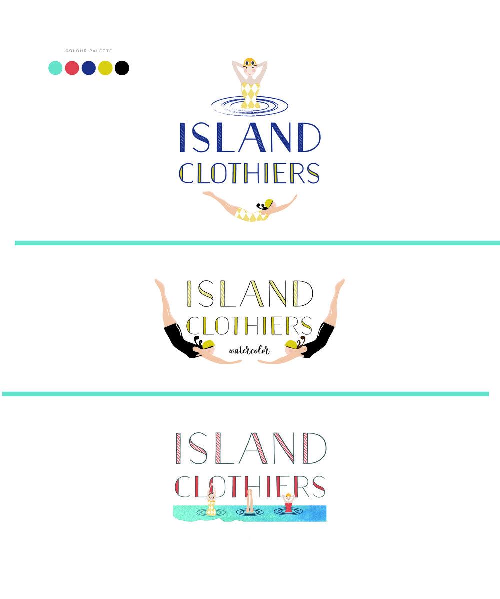 Logo Concept / Swim