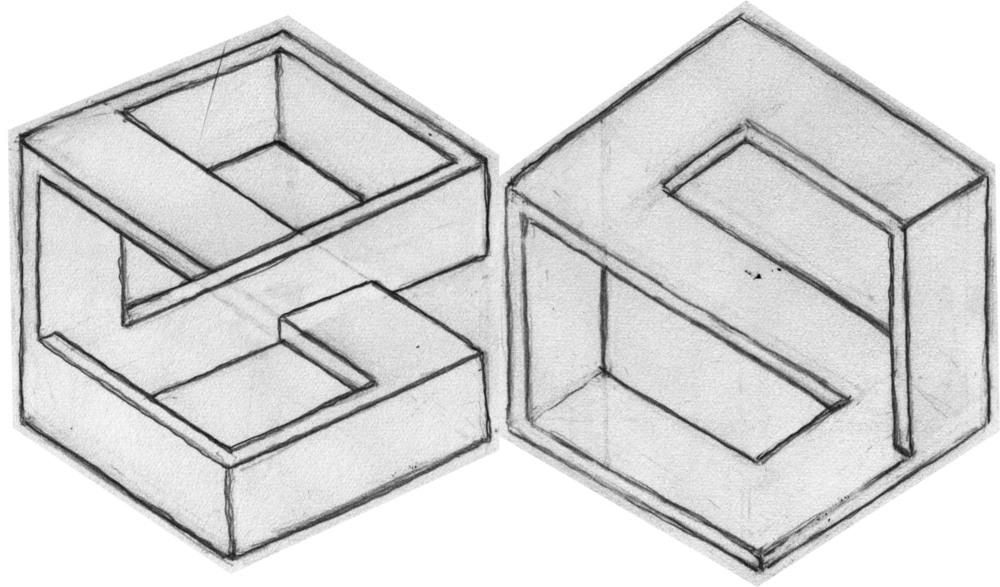 Failed BS logo sketches