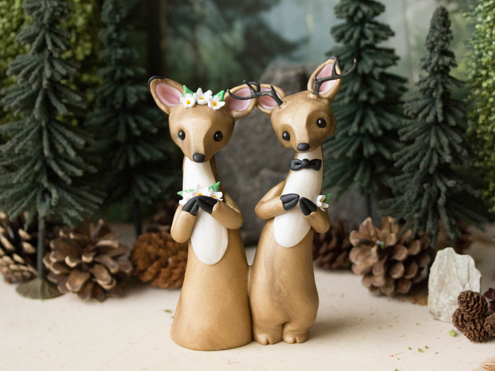 Deer Wedding
