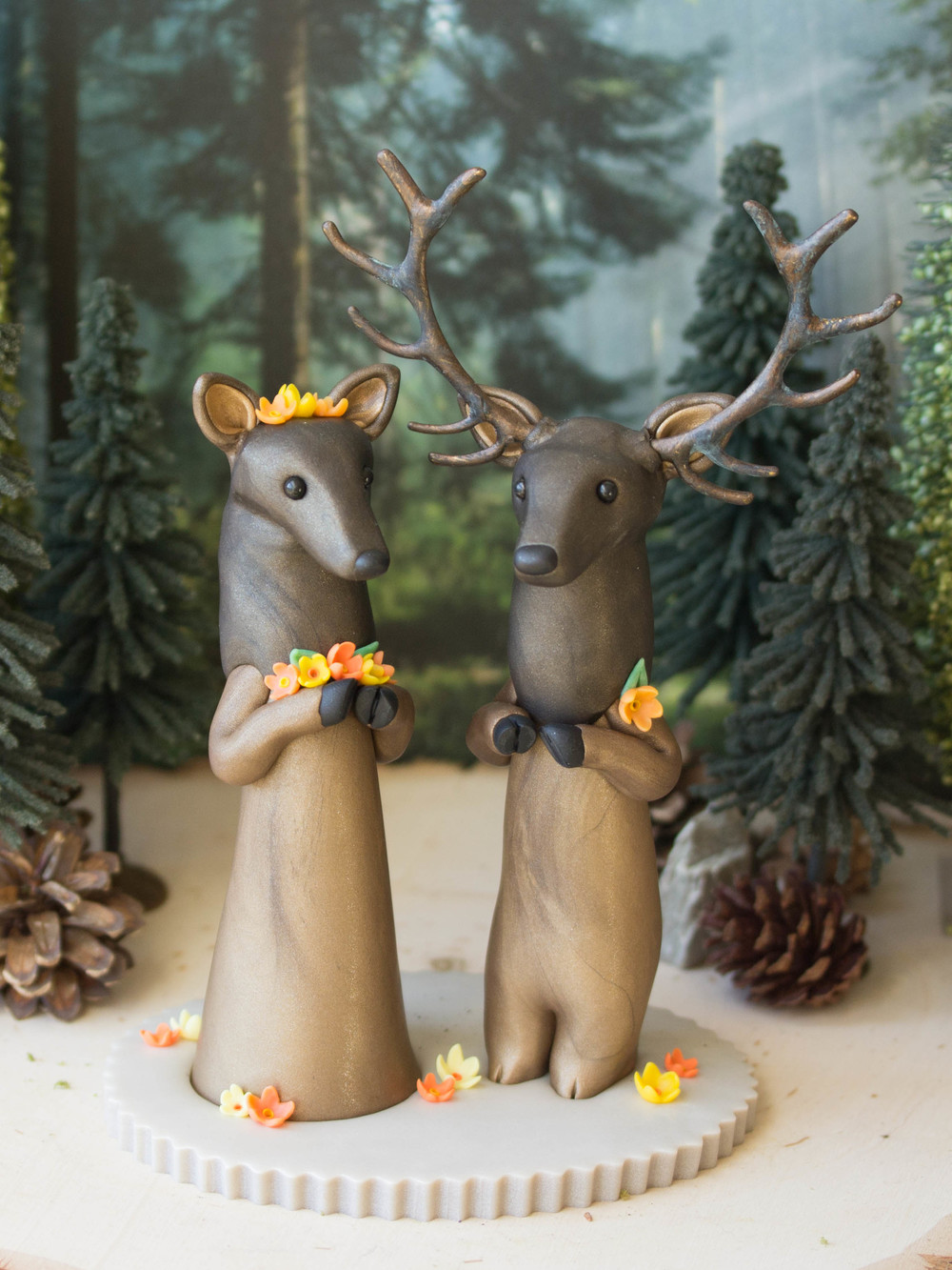 Elk Wedding