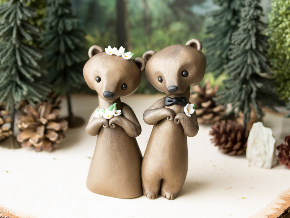 Brown Bear Wedding