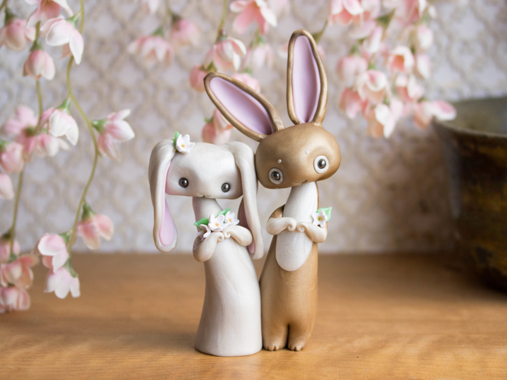 Bunny Rabbit Wedding