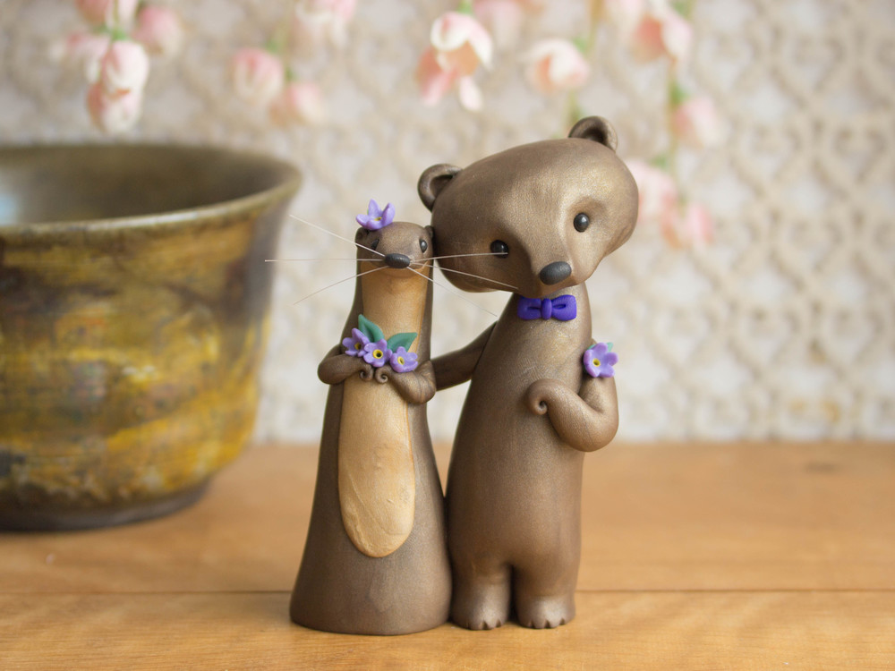 Otter & Bear Wedding