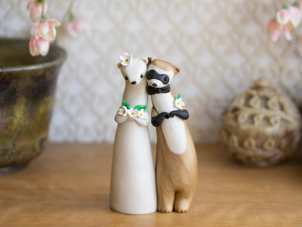 Ferret Wedding
