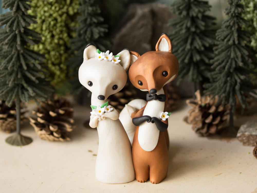 Red Fox Wedding