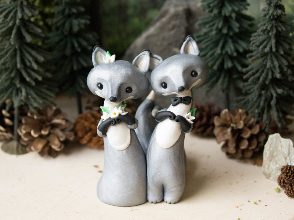 Silver Fox Wedding