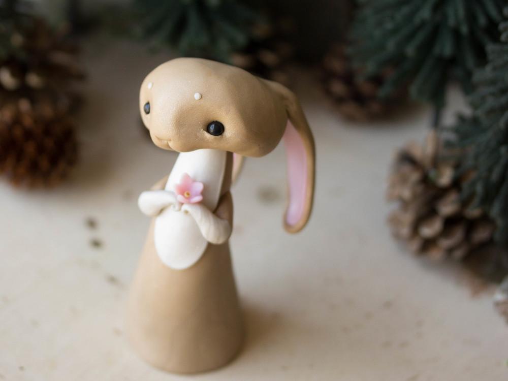 Sakura Gazing Hare Poupette