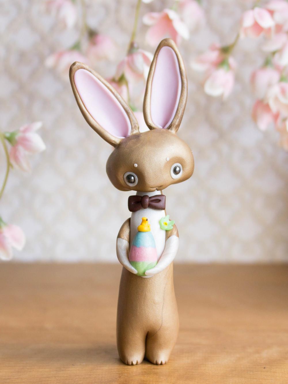 Custom Easter Bunny Poupette