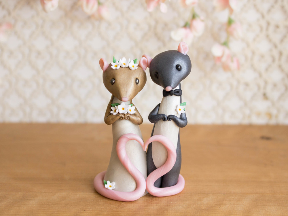 Custom Rat Wedding
