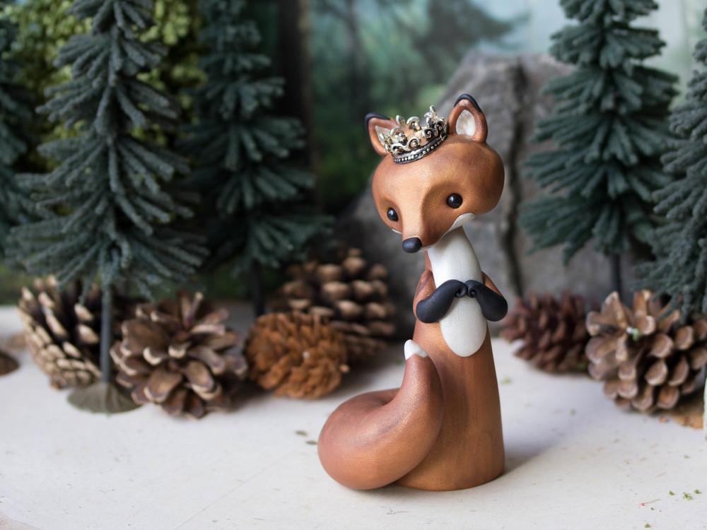 Fox Queen Poupette