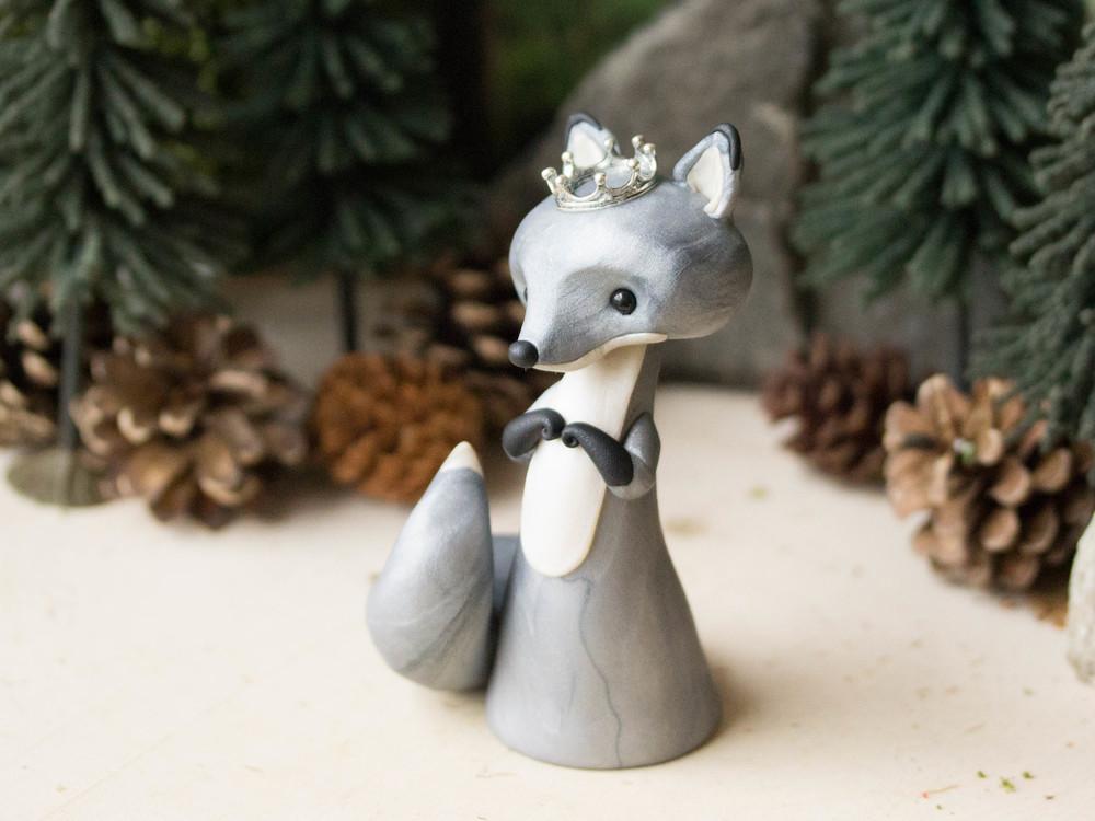 Silver Fox Queen