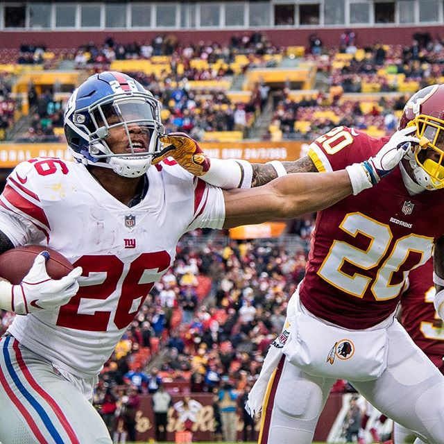 Some from the game #redskins #fedexfield #giants