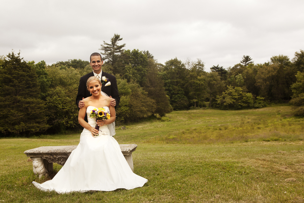Massachsuetts Wedding Photography, Borderlands State Park Bridals in Easton MA