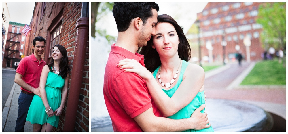 ryanrichardsonphotography boston engagement photography columbus park