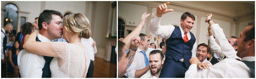 Celebrating love at Hamilton Hall - Wedding Photography by Ryan Richardson Photography