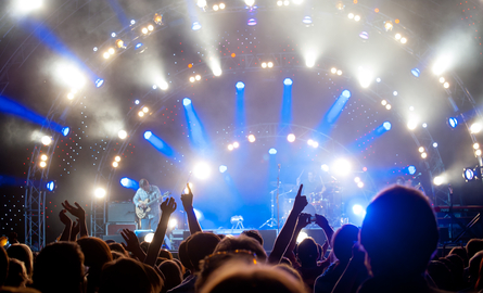 Concert and Festival Video