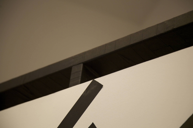 Studio Wall (detail)