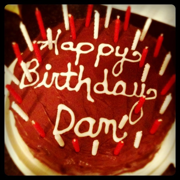 happy birthday dam