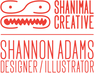 Shannon Adams: Designer/Illustrator