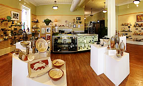 Pottery 101 101 S Main St, Salisbury, NC 28144 704-209-1632  |  http://pottery-101.com Carries Indigo Arts Clay