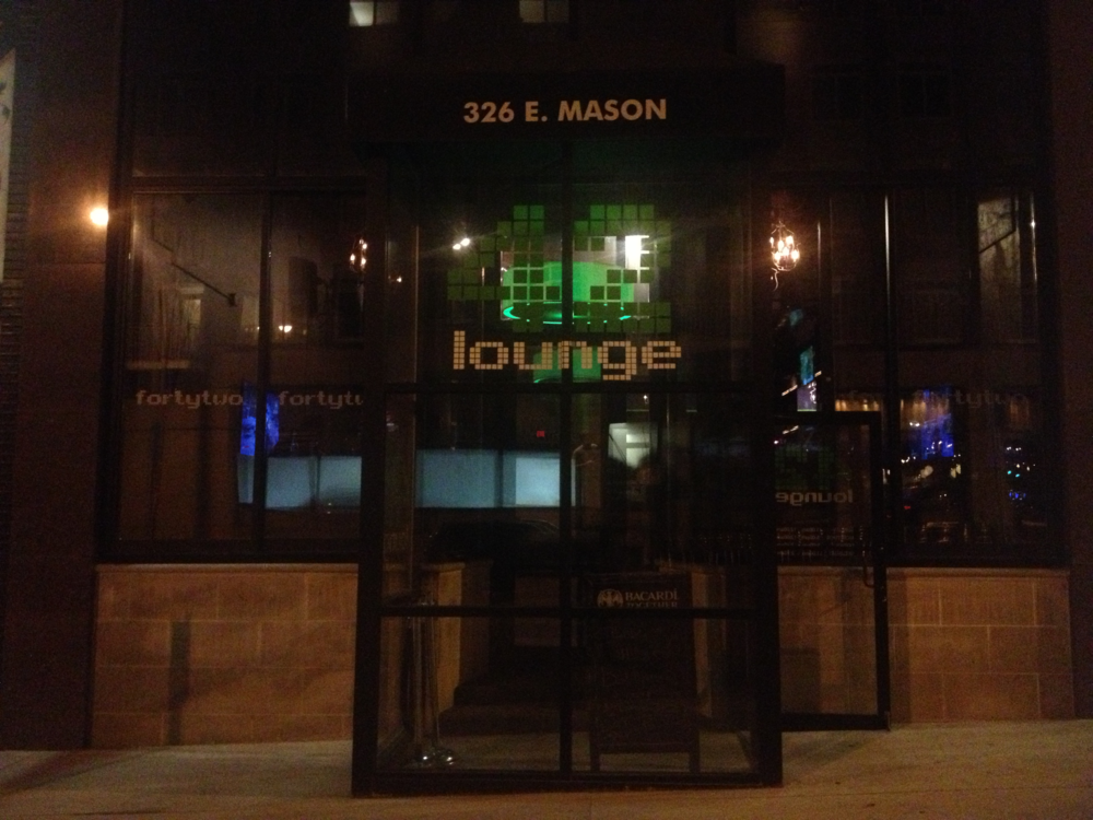 42 Lounge, 326 E Mason St, Milwaukee