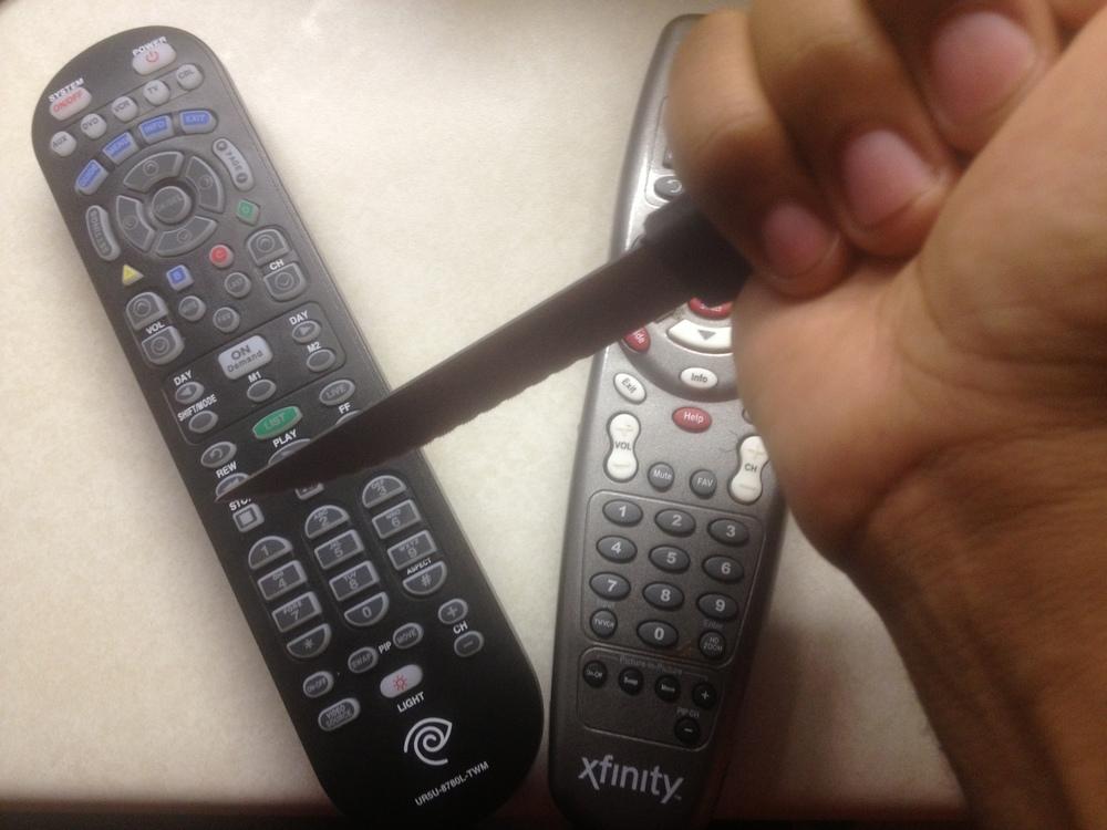 Death to remotes!