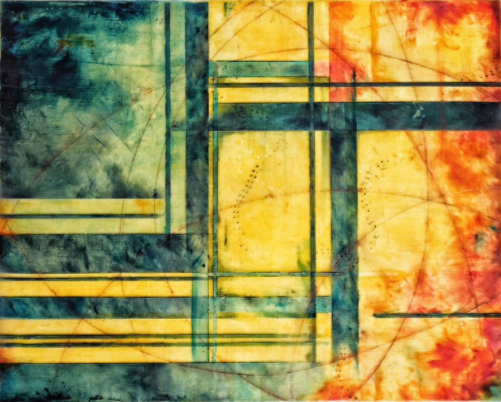 Blue Windows, Marigold Skies