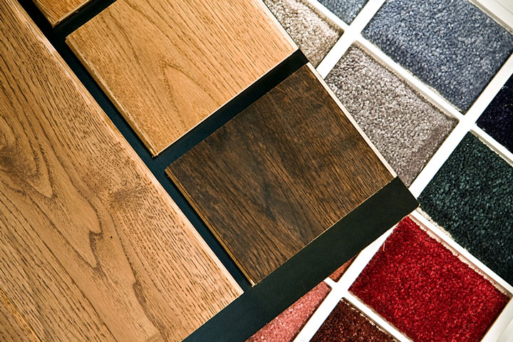 flooring and carpet