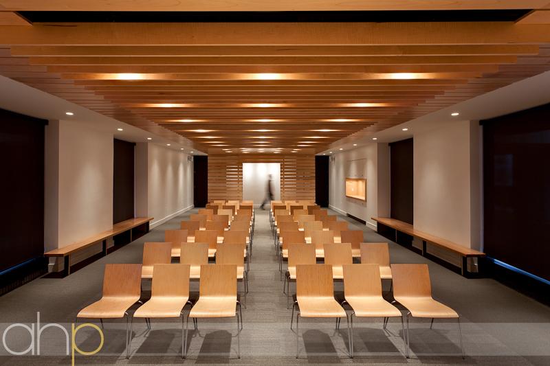 Design interior modern - Leyburn Auditorium Virginia Architectural Photographer Andrea