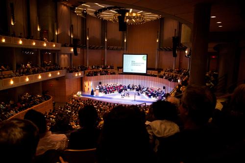 Graduation 2014, Chan Centre, Vancouver, Canada